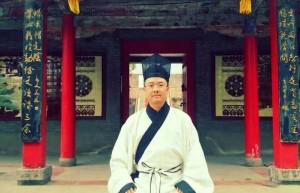 王少峰-传统礼乐文化推广人